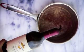 Обзор шоколадного вина
