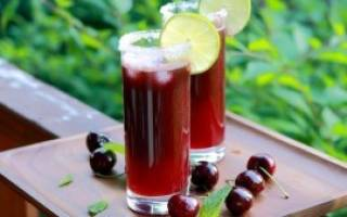 Коктейль Rum With Apple Juice Ром с яблочным соком