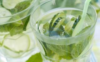 Коктейль Cucumber Tini Огуречный тини