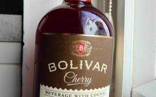 Коктейль Cherry-infused Cognac Коньяк на черешне