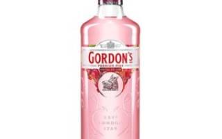 Коктейль Red currant-infused Gin Джин на красной смородине