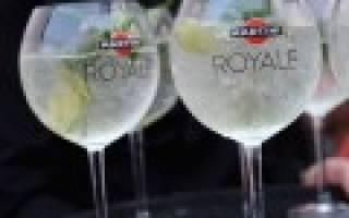 Коктейль Martini Royale Мартини рояле