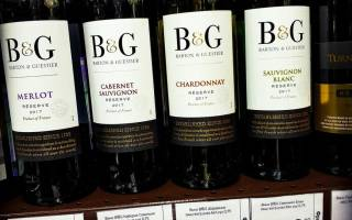 Обзор красных сухих вин