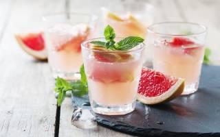 Рецепты приготовления коктейлей с шампанским