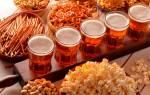 Самые вкусные закуски к пиву в домашних условиях: рецепты с фото