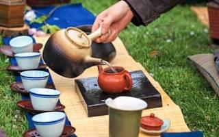 Коктейль Eastern Tea Party Восточное чаепитие