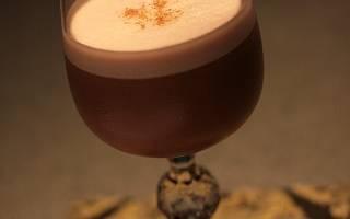 Коктейль Tennessee Coffee Теннесcи кофе кап