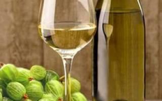 Как приготовить вино из крыжовника в домашних условиях