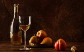 Как приготовить вино из груш в домашних условиях