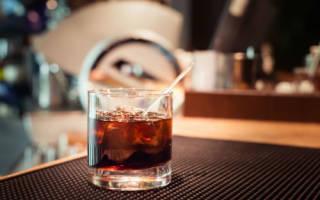 Как сделать коктейль Черный русский в домашних условиях