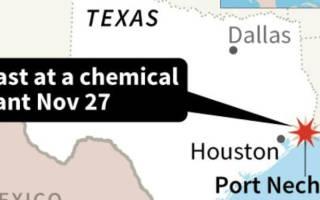 Коктейль Texas Blaze Пожар в Техасе