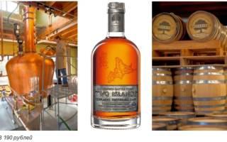 Американский виски, его виды и особенности