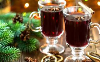 Коктейль Czech Mulled Wine Чешский глинтвейн