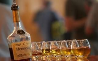 Обзор основных видов коньяка Hennessy (Хеннесси)