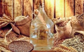 Рецепт приготовления хлебного вина (полугара)