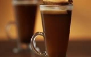 Коктейль Hot Buttered Rum Горячий ром с маслом