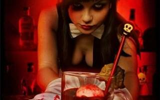 Коктейль Roasted Bloody Mary Поджаренная кровавая Мэри