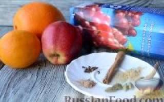 Рецепты приготовления безалкогольного глинтвейна в домашних условиях